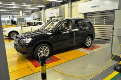 BMW X3 and X4 Factory Tour in 111 High-Res Photos -- Cool, Calm, and Quiet = Opposite of Most Auto Plants 77