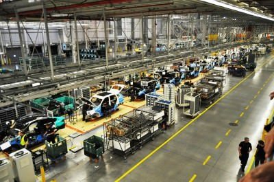 BMW X3 and X4 Factory Tour in 111 High-Res Photos -- Cool, Calm, and Quiet = Opposite of Most Auto Plants 78