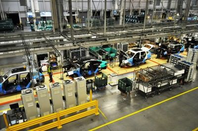 BMW X3 and X4 Factory Tour in 111 High-Res Photos -- Cool, Calm, and Quiet = Opposite of Most Auto Plants 79