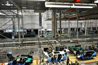 BMW X3 and X4 Factory Tour in 111 High-Res Photos -- Cool, Calm, and Quiet = Opposite of Most Auto Plants 81