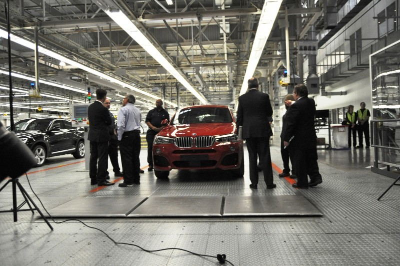 BMW X3 and X4 Factory Tour in 111 High-Res Photos -- Cool, Calm, and Quiet = Opposite of Most Auto Plants 84