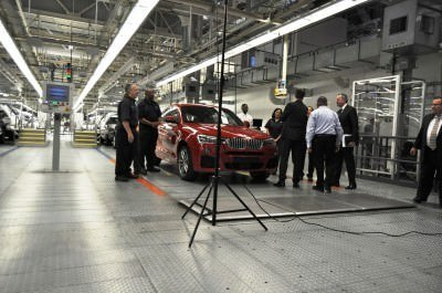 BMW X3 and X4 Factory Tour in 111 High-Res Photos -- Cool, Calm, and Quiet = Opposite of Most Auto Plants 85
