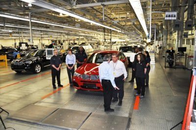 BMW X3 and X4 Factory Tour in 111 High-Res Photos -- Cool, Calm, and Quiet = Opposite of Most Auto Plants 93
