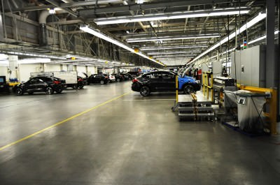 BMW X3 and X4 Factory Tour in 111 High-Res Photos -- Cool, Calm, and Quiet = Opposite of Most Auto Plants 95