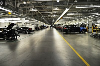 BMW X3 and X4 Factory Tour in 111 High-Res Photos -- Cool, Calm, and Quiet = Opposite of Most Auto Plants 97
