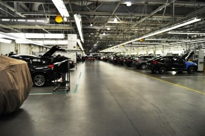 BMW X3 and X4 Factory Tour in 111 High-Res Photos -- Cool, Calm, and Quiet = Opposite of Most Auto Plants 98