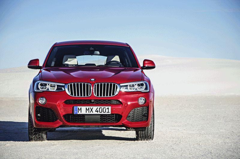 BMW X4 GIF