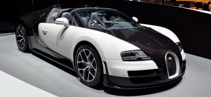 BUGATTI Marque Showcase -- Geneva, Salon Prive and Pebble Beach -- Veyron Vitesse and GS Rembrandt -- Plus Venet, Jean Bugatti, L'Or Blanc and GS Vitesse 1