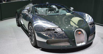 BUGATTI Marque Showcase -- Geneva, Salon Prive and Pebble Beach -- Veyron Vitesse and GS Rembrandt -- Plus Venet, Jean Bugatti, L'Or Blanc and GS Vitesse 11