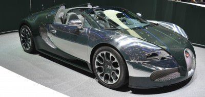 BUGATTI Marque Showcase -- Geneva, Salon Prive and Pebble Beach -- Veyron Vitesse and GS Rembrandt -- Plus Venet, Jean Bugatti, L'Or Blanc and GS Vitesse 12