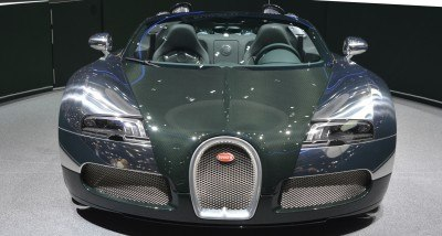 BUGATTI Marque Showcase -- Geneva, Salon Prive and Pebble Beach -- Veyron Vitesse and GS Rembrandt -- Plus Venet, Jean Bugatti, L'Or Blanc and GS Vitesse 13