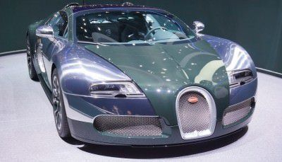 BUGATTI Marque Showcase -- Geneva, Salon Prive and Pebble Beach -- Veyron Vitesse and GS Rembrandt -- Plus Venet, Jean Bugatti, L'Or Blanc and GS Vitesse 17