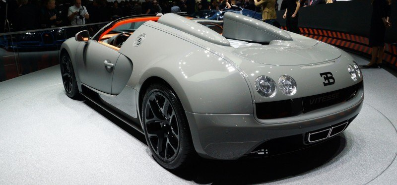 BUGATTI Marque Showcase -- Geneva, Salon Prive and Pebble Beach -- Veyron Vitesse and GS Rembrandt -- Plus Venet, Jean Bugatti, L'Or Blanc and GS Vitesse 21