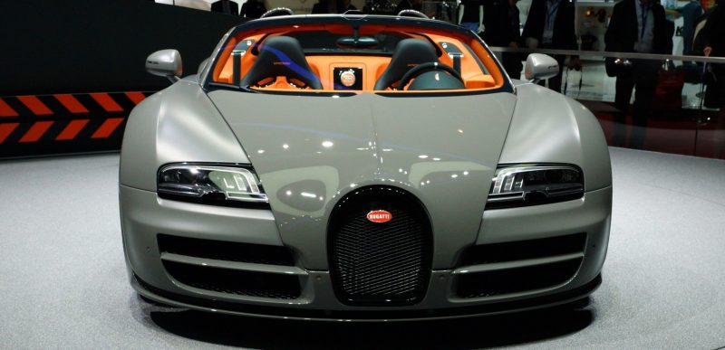 BUGATTI Marque Showcase -- Geneva, Salon Prive and Pebble Beach -- Veyron Vitesse and GS Rembrandt -- Plus Venet, Jean Bugatti, L'Or Blanc and GS Vitesse 23