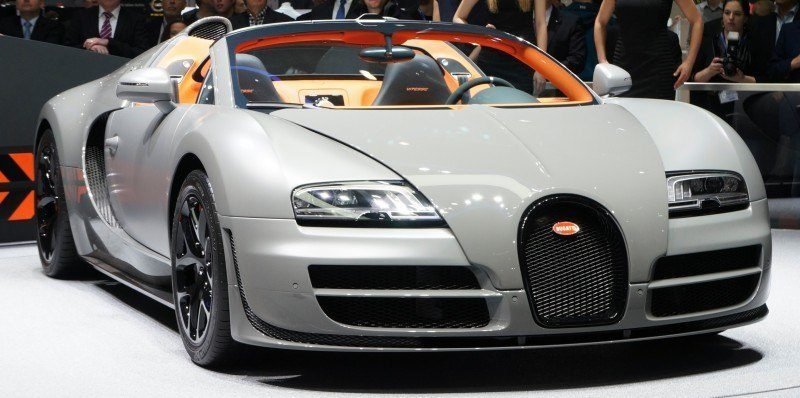 BUGATTI Marque Showcase -- Geneva, Salon Prive and Pebble Beach -- Veyron Vitesse and GS Rembrandt -- Plus Venet, Jean Bugatti, L'Or Blanc and GS Vitesse 25