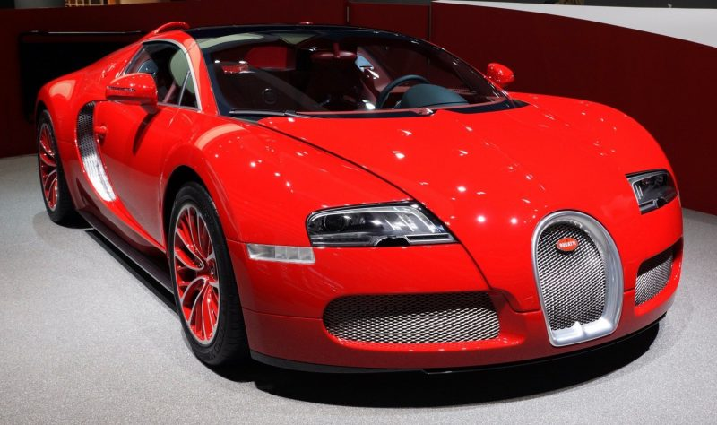 BUGATTI Marque Showcase -- Geneva, Salon Prive and Pebble Beach -- Veyron Vitesse and GS Rembrandt -- Plus Venet, Jean Bugatti, L'Or Blanc and GS Vitesse 26