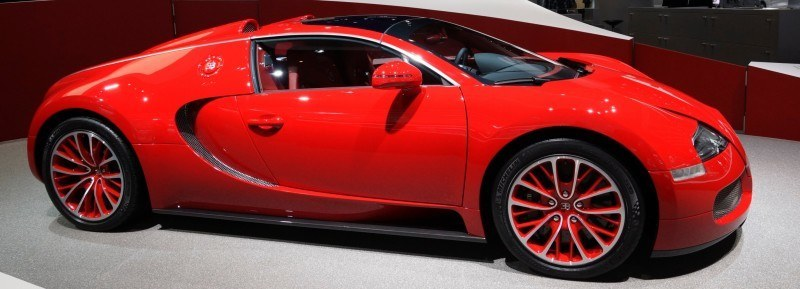 BUGATTI Marque Showcase -- Geneva, Salon Prive and Pebble Beach -- Veyron Vitesse and GS Rembrandt -- Plus Venet, Jean Bugatti, L'Or Blanc and GS Vitesse 27