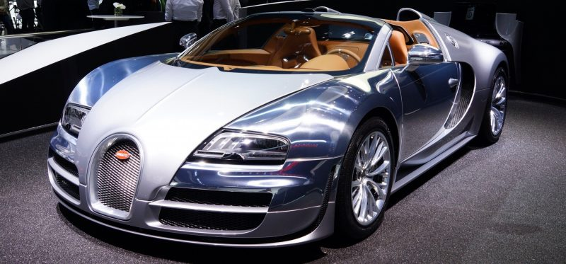 BUGATTI Marque Showcase -- Geneva, Salon Prive and Pebble Beach -- Veyron Vitesse and GS Rembrandt -- Plus Venet, Jean Bugatti, L'Or Blanc and GS Vitesse 29