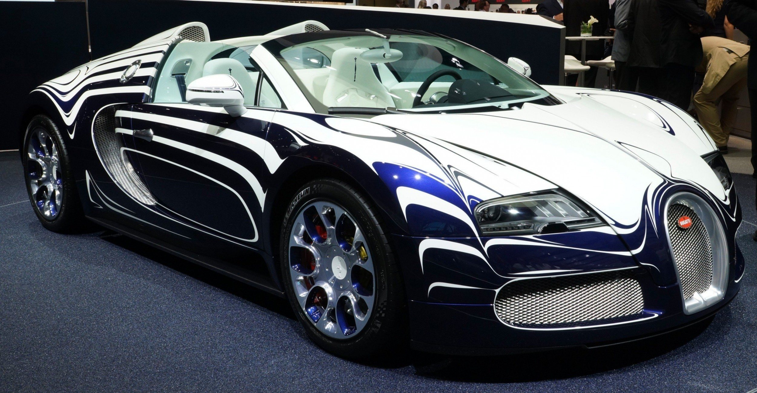 Pebble Beach Car Show >> BUGATTI Marque Showcase -- Geneva, Salon Prive and Pebble ...