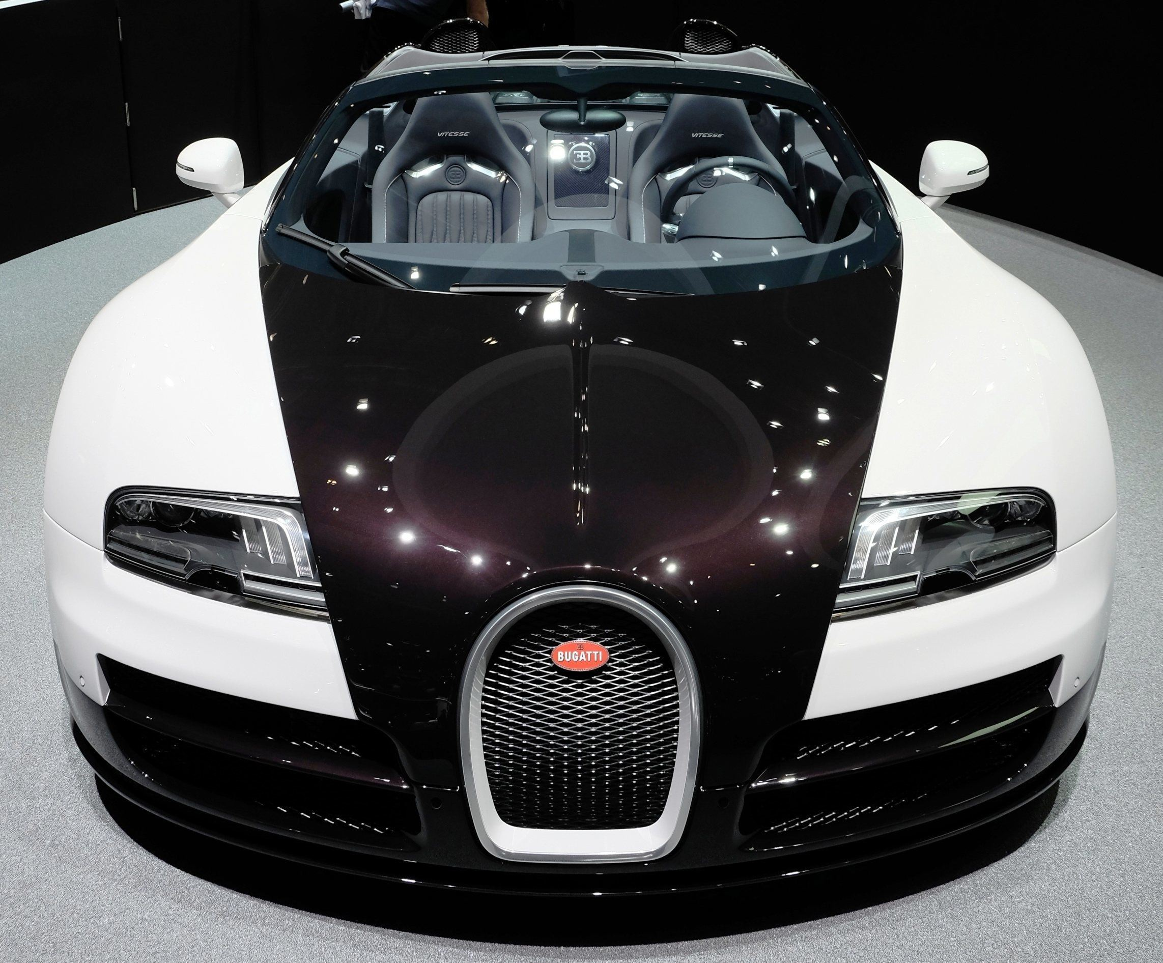 BUGATTI Marque Showcase -- Geneva, Salon Prive and Pebble Beach -- Veyron Vitesse and GS Rembrandt -- Plus Venet, Jean Bugatti, L'Or Blanc and GS Vitesse 45