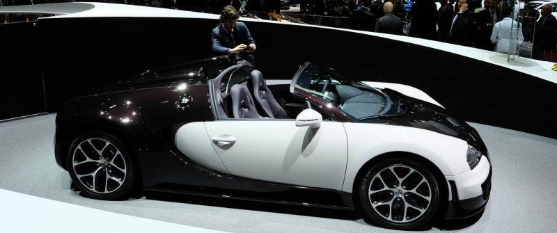 BUGATTI Marque Showcase -- Geneva, Salon Prive and Pebble Beach -- Veyron Vitesse and GS Rembrandt -- Plus Venet, Jean Bugatti, L'Or Blanc and GS Vitesse 51