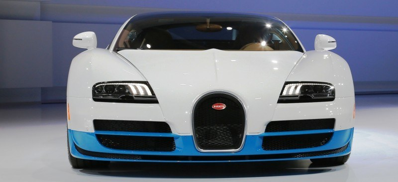 BUGATTI Marque Showcase -- Geneva, Salon Prive and Pebble Beach -- Veyron Vitesse and GS Rembrandt -- Plus Venet, Jean Bugatti, L'Or Blanc and GS Vitesse 68
