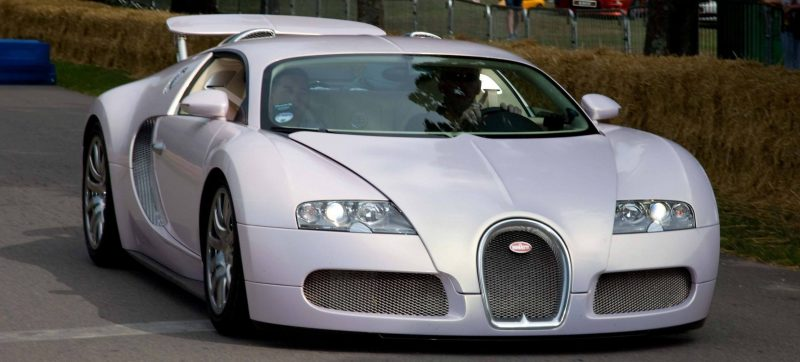 BUGATTI Marque Showcase -- Geneva, Salon Prive and Pebble Beach -- Veyron Vitesse and GS Rembrandt -- Plus Venet, Jean Bugatti, L'Or Blanc and GS Vitesse 69