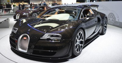 BUGATTI Marque Showcase -- Geneva, Salon Prive and Pebble Beach -- Veyron Vitesse and GS Rembrandt -- Plus Venet, Jean Bugatti, L'Or Blanc and GS Vitesse 7