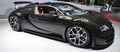 BUGATTI Marque Showcase -- Geneva, Salon Prive and Pebble Beach -- Veyron Vitesse and GS Rembrandt -- Plus Venet, Jean Bugatti, L'Or Blanc and GS Vitesse 9