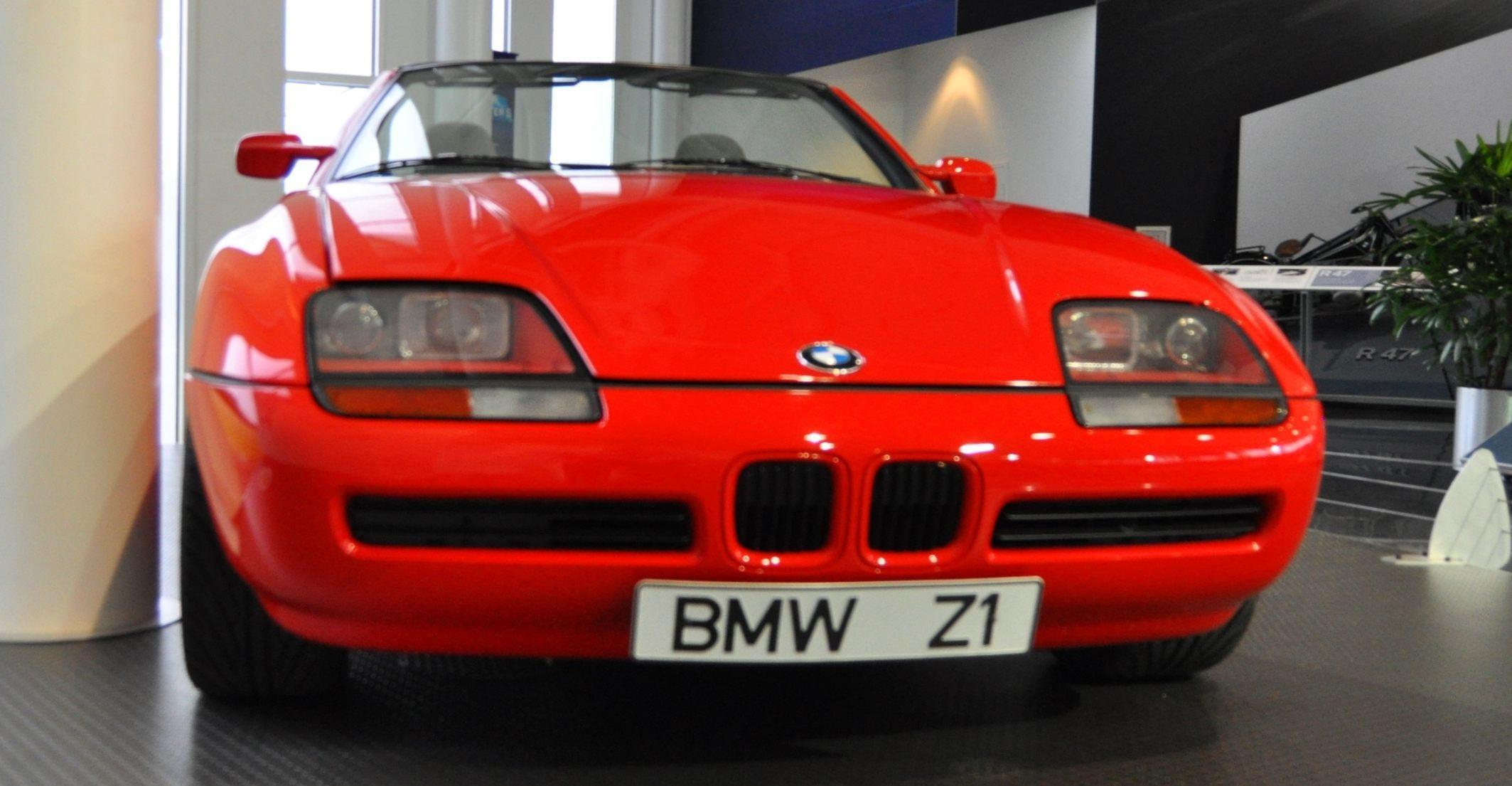 1989 Bmw Z1