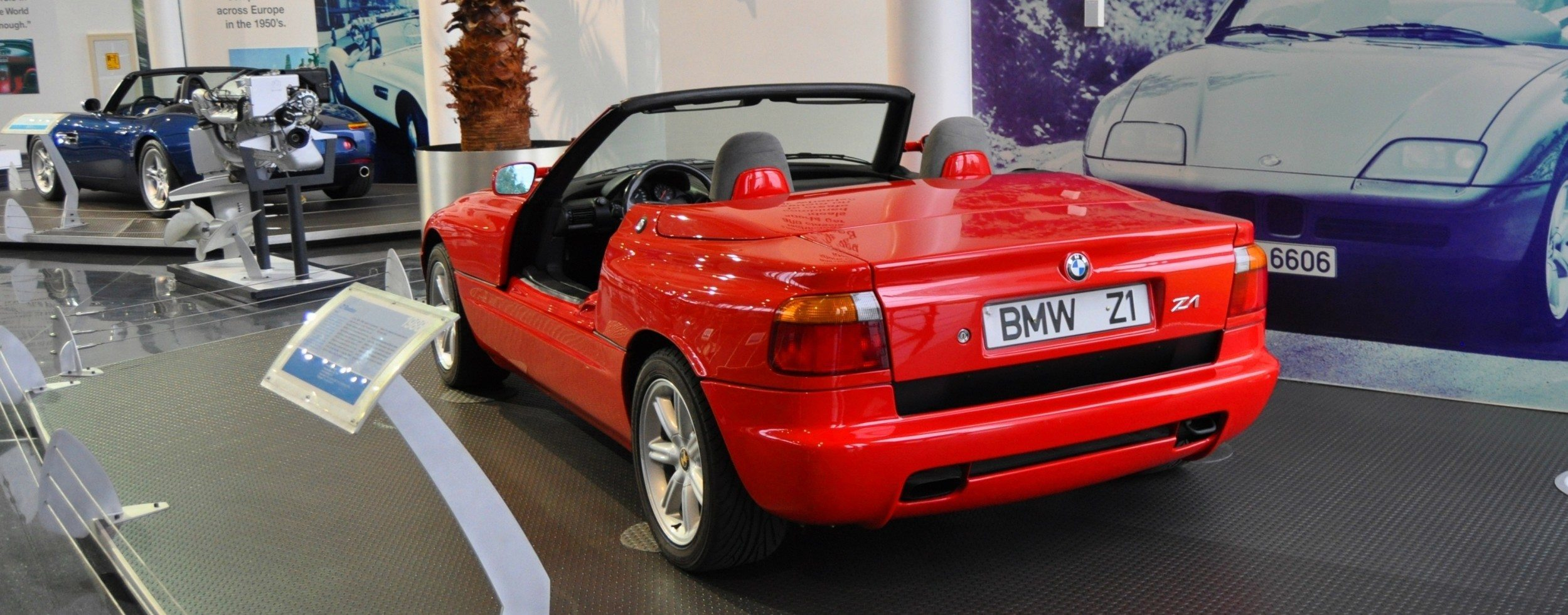 updated with 36 new photos 1989 bmw z1 at zentrum in spartanburg sc. Black Bedroom Furniture Sets. Home Design Ideas