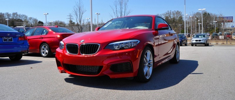 Car-Revs-Daily Nails  Another USA First-Photos -- NEW BMW 228i M Sport in 36 High-Res Photos 10