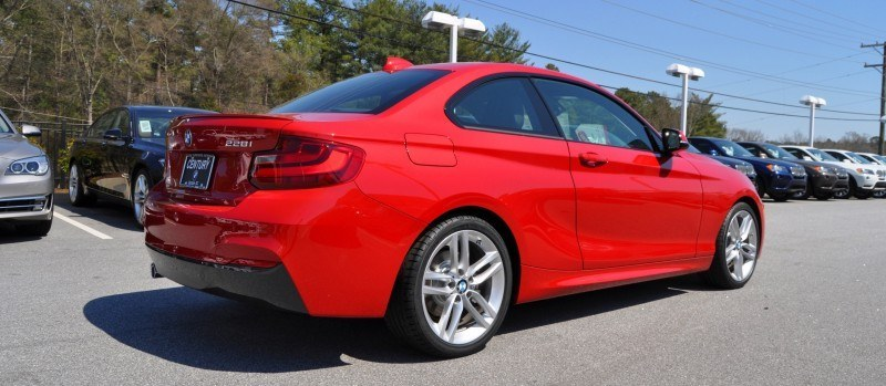 Car-Revs-Daily Nails  Another USA First-Photos -- NEW BMW 228i M Sport in 36 High-Res Photos 2