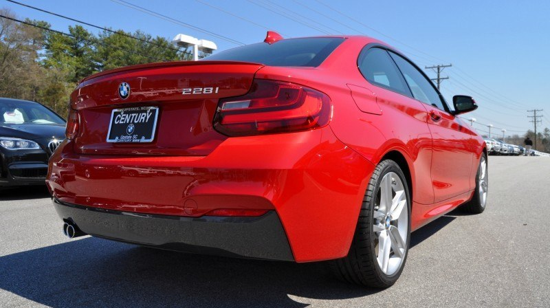 Car-Revs-Daily Nails  Another USA First-Photos -- NEW BMW 228i M Sport in 36 High-Res Photos 23