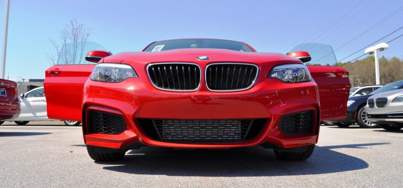 Car-Revs-Daily Nails  Another USA First-Photos -- NEW BMW 228i M Sport in 36 High-Res Photos 34