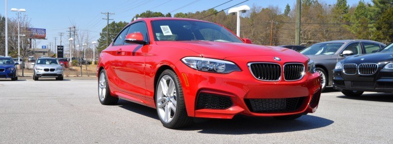 Car-Revs-Daily Nails  Another USA First-Photos -- NEW BMW 228i M Sport in 36 High-Res Photos 8