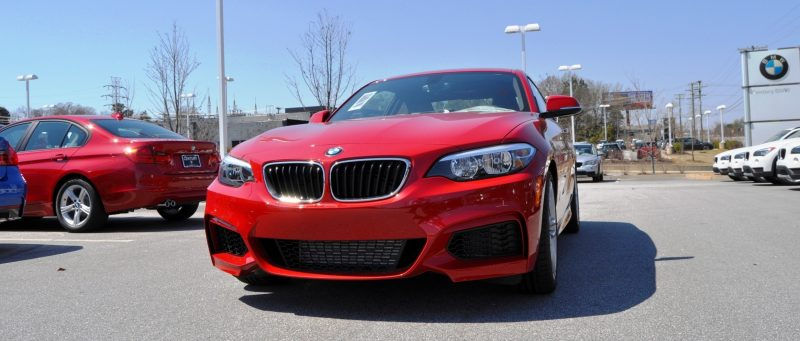 Car-Revs-Daily Nails  Another USA First-Photos -- NEW BMW 228i M Sport in 36 High-Res Photos 9