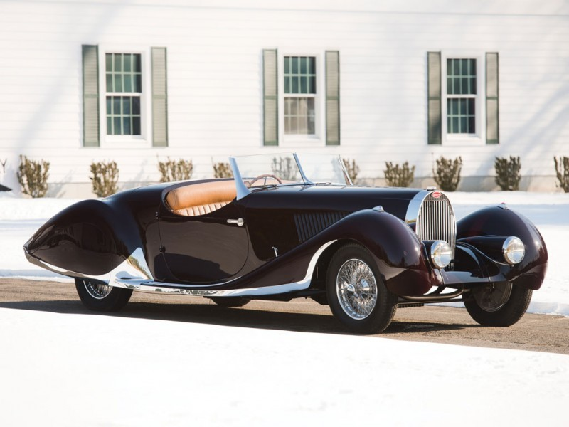 Car-Revs-Daily.com 1939 Bugatti 57C Roadster 1