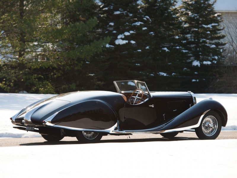 Car-Revs-Daily.com 1939 Bugatti 57C Roadster 2