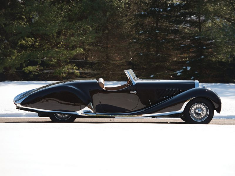 Car-Revs-Daily.com 1939 Bugatti 57C Roadster 5
