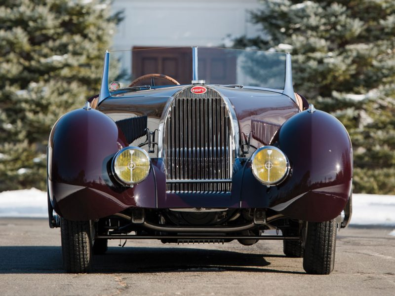 Car-Revs-Daily.com 1939 Bugatti 57C Roadster 6