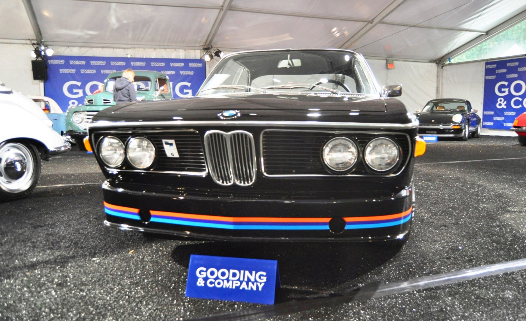 Car-Revs-Daily.com -- 2014 Gooding & Co. -- Flawless 1972 BMW 3.0 CSL -- 67 High-Res Photos 4