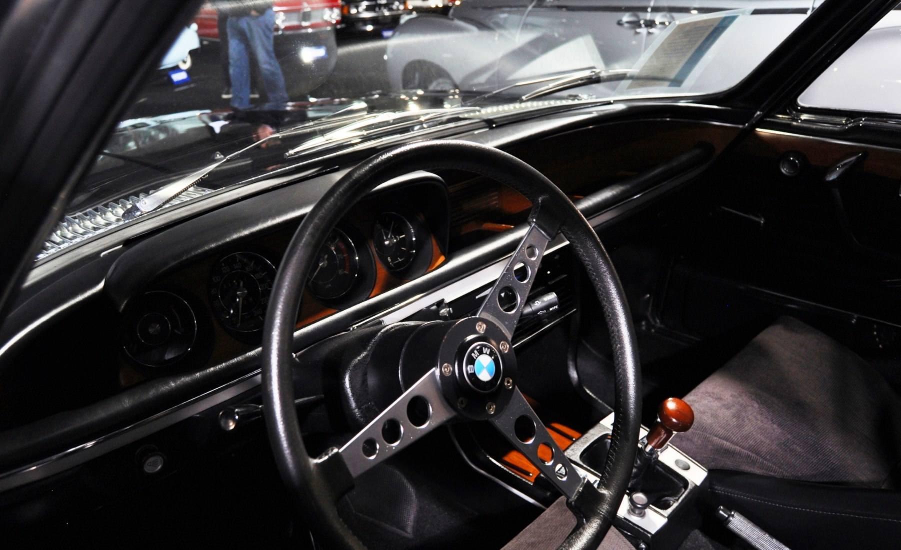 Car-Revs-Daily.com -- 2014 Gooding & Co. -- Flawless 1972 BMW 3.0 CSL -- 67 High-Res Photos 58