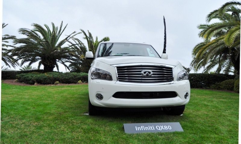 Car-Revs-Daily.com -- 2014 INFINITI QX80 Buyers Guide, Pricing, Colors and Specs 101