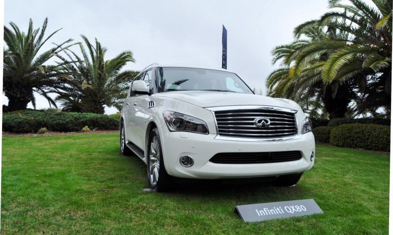 Car-Revs-Daily.com -- 2014 INFINITI QX80 Buyers Guide, Pricing, Colors and Specs 102