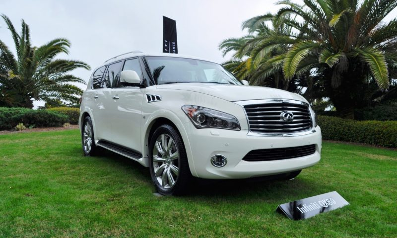 Car-Revs-Daily.com -- 2014 INFINITI QX80 Buyers Guide, Pricing, Colors and Specs 103