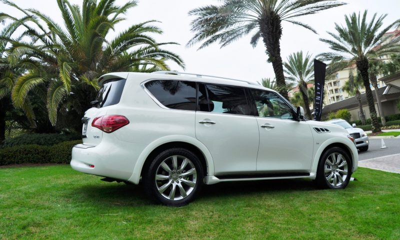 Car-Revs-Daily.com -- 2014 INFINITI QX80 Buyers Guide, Pricing, Colors and Specs 108