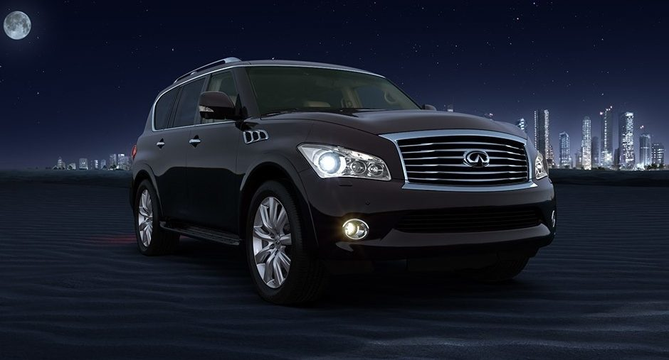 delivery of 2014 infiniti qx 80 autos post. Black Bedroom Furniture Sets. Home Design Ideas