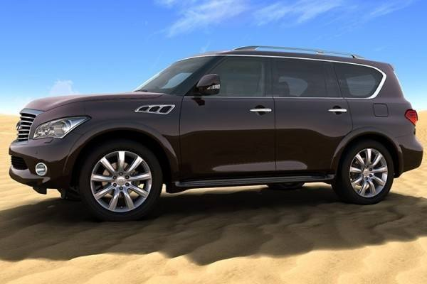 Next Generation Infiniti Qx80 >> Next Generation Infiniti Qx80 2015 | Autos Post