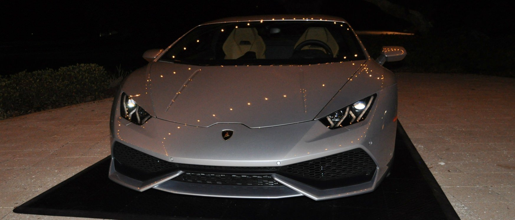 Car-Revs-Daily.com -- 2015 Lamborghini Huracan -- Official American Debut 104
